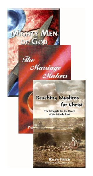 107 Gift Set: Mighty Men, Marriage Makers, Reaching Muslims