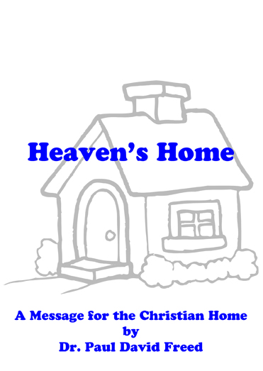203 Heaven's Home DVD