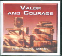 202 Valor and Courage Conference with Dr. Paul Freed CD Set